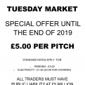 Tuesday Market - SPECIAL OFFER